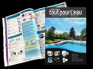 Visuel catalogue Tout pour l'eau Solidpool 2016